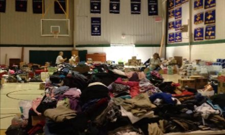 Donated Supplies Available at Rainelle Christian Academy