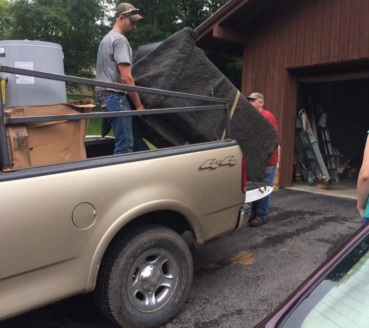 Children's Home Society of West Virginia Still Accepting Donations for Flood Relief