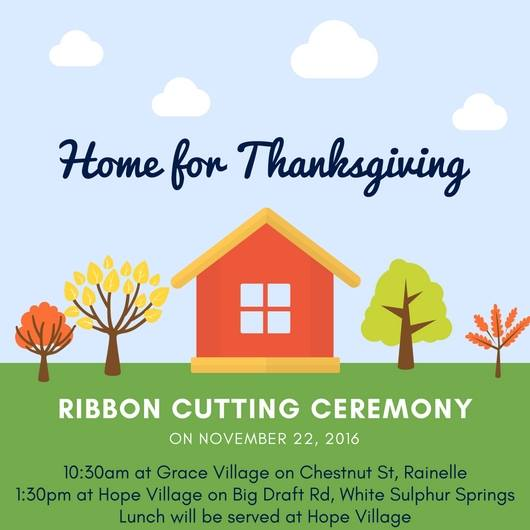Ribbon Cutting Ceremonies Scheduled for November 22nd