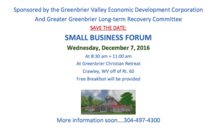 Save the Date – Small Business Forum