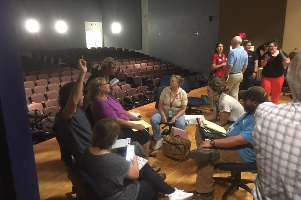 GGLTRC Subcommittees Meet, Remain Open for New Members
