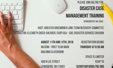 GGLTRC to Host Disaster Case Management Training
